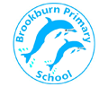 Brookburn Primary School school crest.